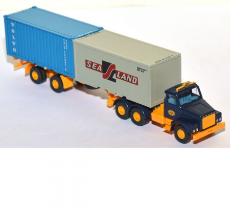Volvo N 10 Containersattelzug ASG