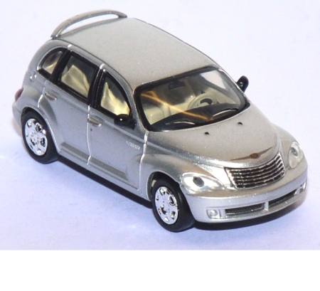 Chrysler PT Cruiser silber