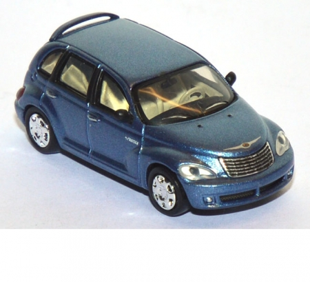 Chrysler PT Cruiser blaumetallic