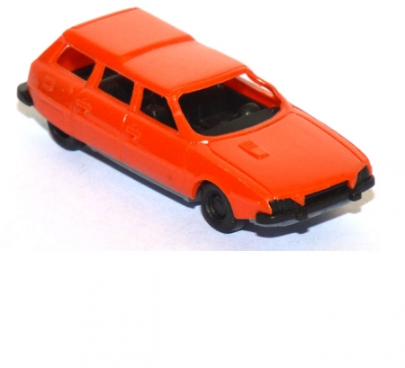Citroen CX Break orange