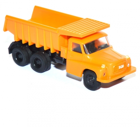 Tatra T148 6x6 Kipper orange