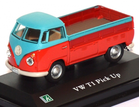 VW T1 Pritsche rot