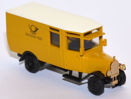 Mercedes-Benz Koffer-LKW Deutsche Post um 1949