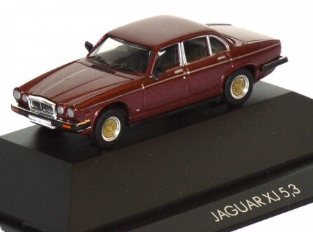 Jaguar XJ 12 5,3 bordeauxrotmetallic