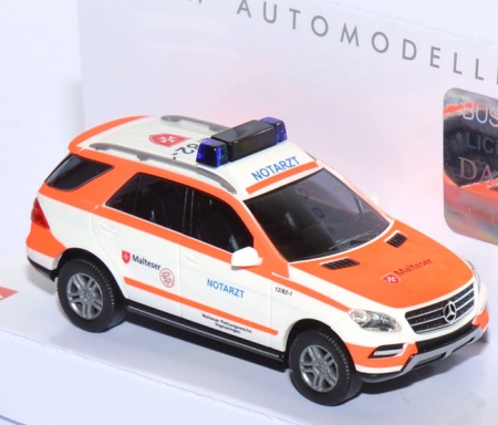 Mercedes-Benz ML Klasse (W166) Malteser Notarzt