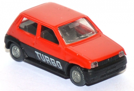 Renault R5 Turbo rot
