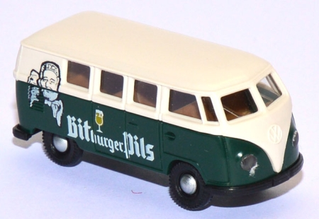 VW T1 Bus Bitburger Pils