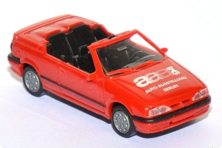 Renault 19 Cabrio AAA´94 rot