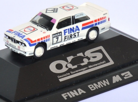 BMW M3 (E30) DTM 1992 Fina First #7 Cecotto