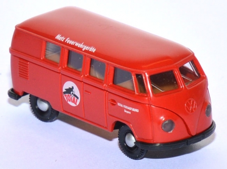 VW T1 Bus Total Kundendienst