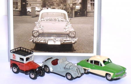Bubmobile Museums Collection Automobile Welt Eisenach BMW + Wartburg