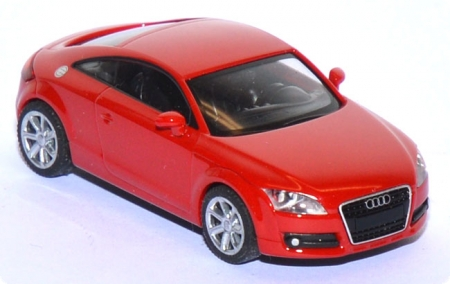 Audi TT Coupe brillantrot