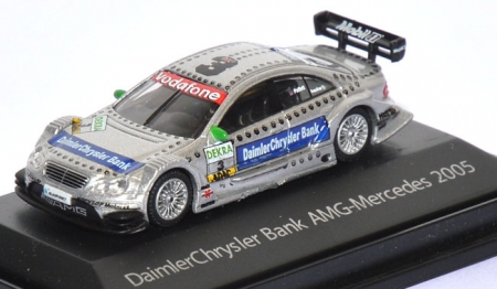 Mercedes-Benz AMG Daimler Chrysler Bank #3 silber