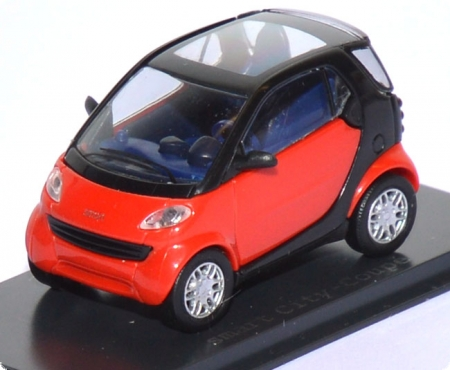 Smart City Coupé rot 48900-3-1