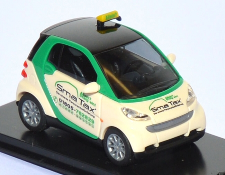 Smart Fortwo 2007 Taxi Sma Tax 46123