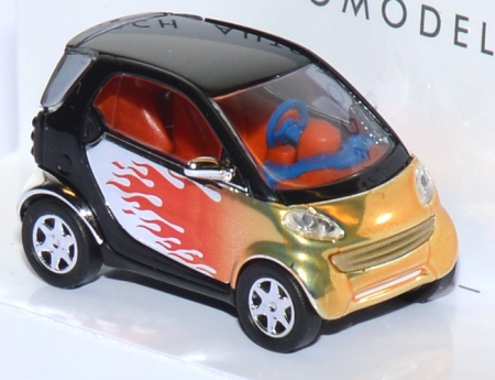 Smart City Coupé - Flame of gold 46191