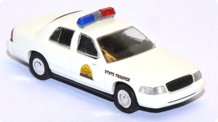 Ford Crown Victoria Utah Highway Patrol