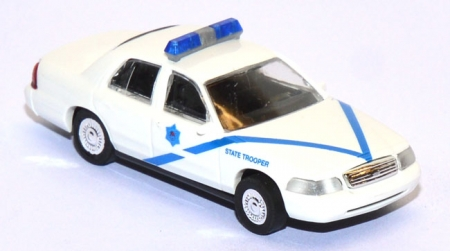 Ford Crown Victoria State Trooper Police