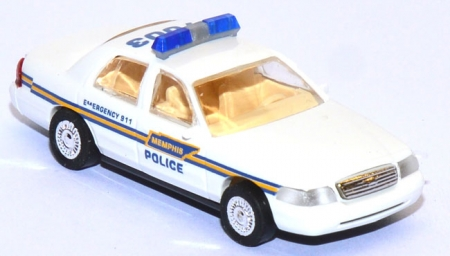 Ford Crown Victoria Memphis Police