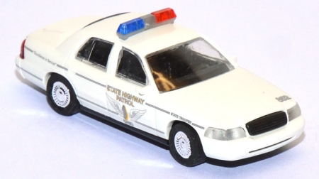 Ford Crown Victoria Ohio State Highway Patrol Police