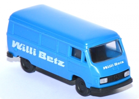 Mercedes-Benz L 207 Kasten Willi Betz blau