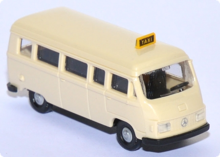 Mercedes-Benz L 207 Bus Taxi creme