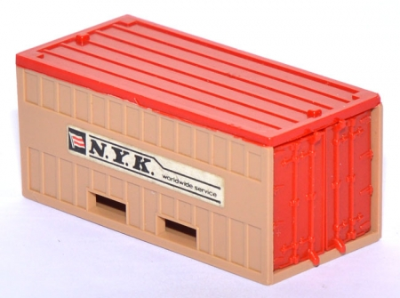Container 20 ft. N.Y.K. worldwide service