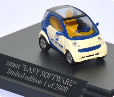 Smart City Coupé Easy Software