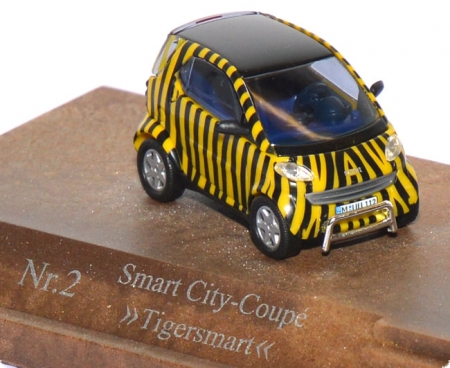 Smart City Coupé Tigersmart