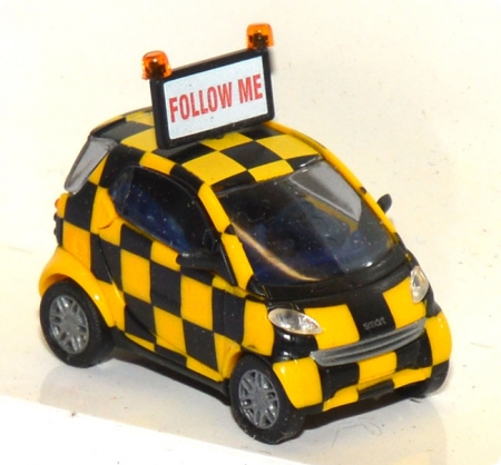 Smart City Coupe Follow me Marathon 48915