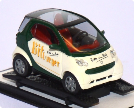 Smart City Coupe Bitburger 48900