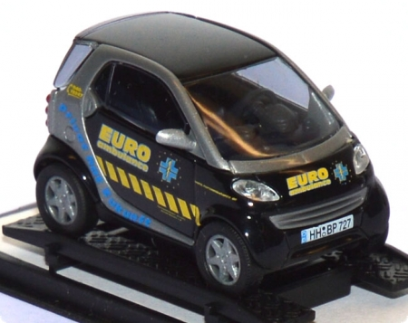 Smart City Coupe Euro Ambulance 48931