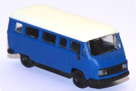 Mercedes-​​Benz L 207 Bus blau
