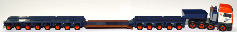 shop f r gebrauchte modellautos man tieflade sattelzug universal transporte. Black Bedroom Furniture Sets. Home Design Ideas