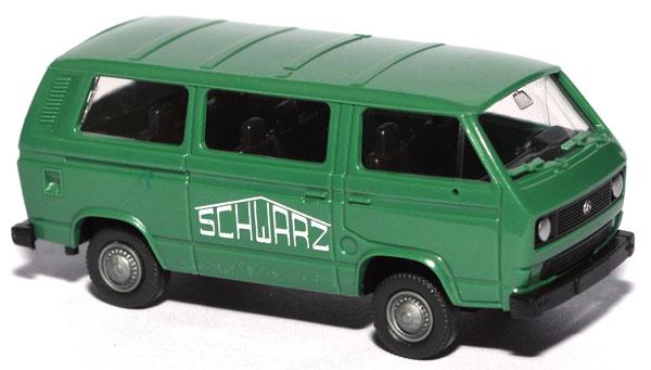 shop f r gebrauchte modellautos vw t3 bus schwarzbau. Black Bedroom Furniture Sets. Home Design Ideas