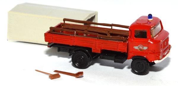 Spur TT 1:120 gebraucht LKW W50 Pritsche
