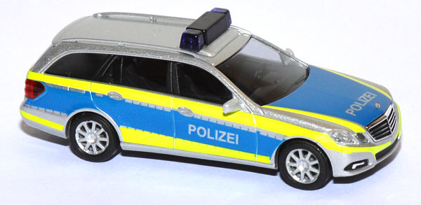 Busch 1//87 44268 MB E-Klasse T-Modell Autobahnpolizei OVP KV5996