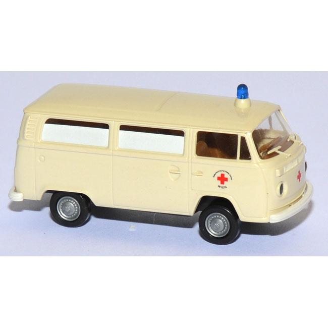 shop f r gebrauchte modellautos vw t2 bus sterreichisches rotes kreuz wien creme. Black Bedroom Furniture Sets. Home Design Ideas