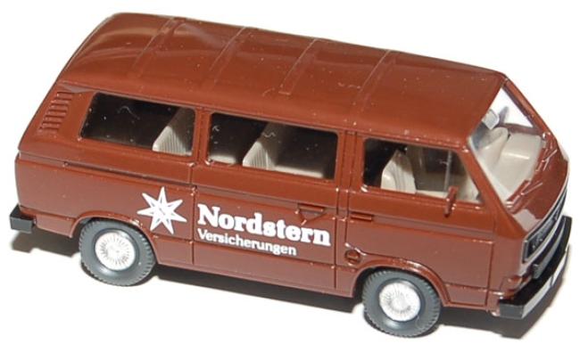 shop f r gebrauchte modellautos vw t3 bus nordstern schokobraun. Black Bedroom Furniture Sets. Home Design Ideas