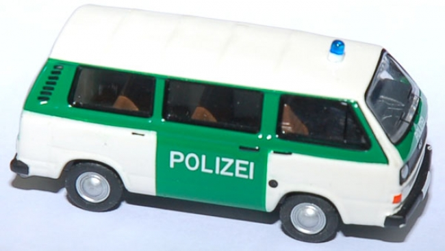 shop f r gebrauchte modellautos vw t3 bus polizei. Black Bedroom Furniture Sets. Home Design Ideas