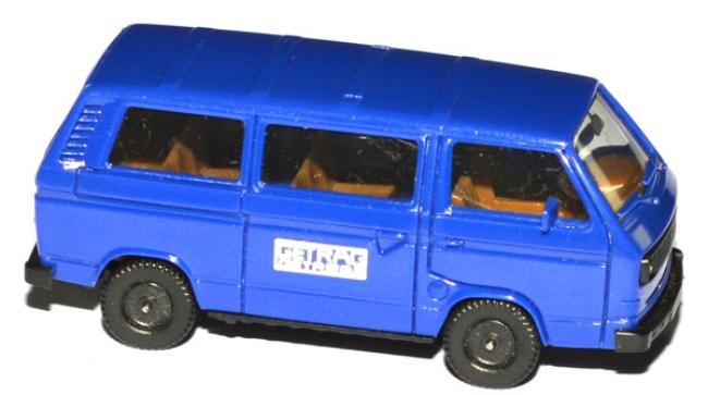 shop f r gebrauchte modellautos vw t3 bus getrag getriebe ultramarinblau. Black Bedroom Furniture Sets. Home Design Ideas