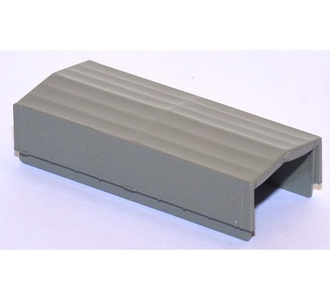 shop f r gebrauchte modellautos lkw plane grau. Black Bedroom Furniture Sets. Home Design Ideas