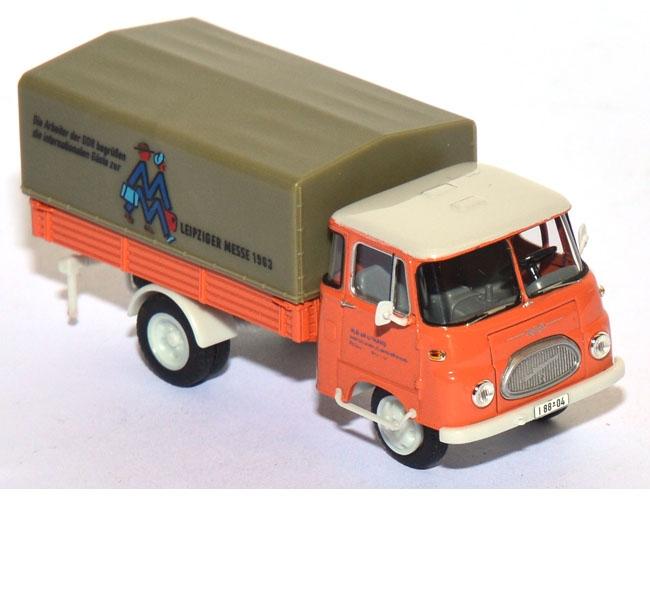 shop f r gebrauchte modellautos robur lo 2500 pritschen lkw mit plane deutrans. Black Bedroom Furniture Sets. Home Design Ideas