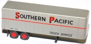 Van Trailer 32` Southern Pacific Truck Service