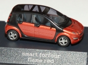 Smart Forfour flame red Smartware