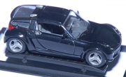 Smart Roadster Coupe Smartware schwarz