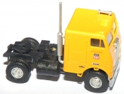 White Freightliner Highway Tractor Union Pacific ocker