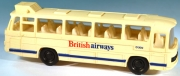 Mercedes-Benz O 302 Autobus British Airways cremeweiß