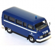 Mercedes-Benz L 206 D Bus THL blau